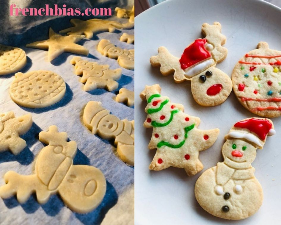 No Fuss French Christmas Cookies Sables Frenchbias Com